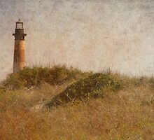 The Old Lighthouse by Tibby Steedly