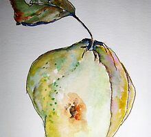 Italian Pears by nancyballard