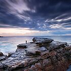 Fishing by the Rock by Jason Pang, FAPS FADPA