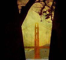 I'm heading for that Golden Gate... by Myillusions