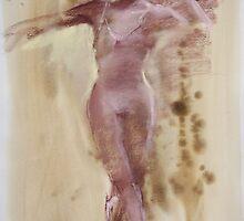 Dancer  croquis #1  by vasenoir