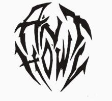 Dark Grey Ant Howl Logo by Ant Howl