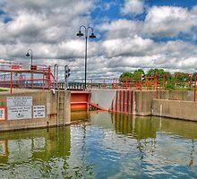 Tenney Park Locks-2 by ECH52