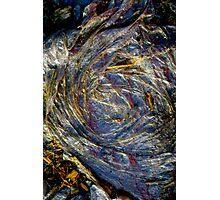 The Earth Plus Plastic Photographic Print