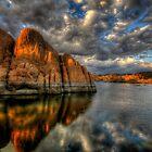 Daylight Ending by Bob Larson