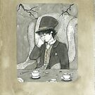 The Mad Hatters Caffeine Comedown by Paul Compton
