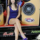 Miss Fusion at MotorEx Sydney 2010 by Gino Iori