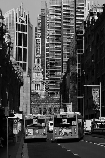 Big City Life by TMphotography