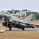 Typhoon rotates to display by Colin Hollywood Photography