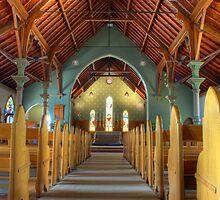St Johns Church HDR by Ian Harrison