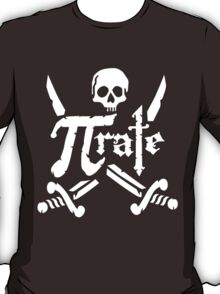 Pi Rate - 3.14 Pirate T-Shirt