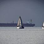 Setting Sail by Jon Staniland