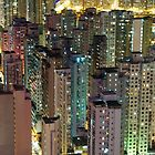 An alternative view of Hong Kong by michswiss