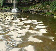 Grange Gill Waterfall by Mat Robinson