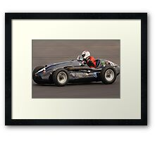 Connaught A6 Framed Print