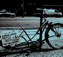 Wanna Ride A Bike?  by Pedro Lamuño