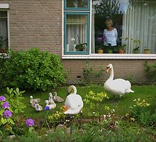 The Gardeners by Janone