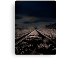 Night Rail Canvas Print