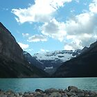 POV Lake Louise by hollaay