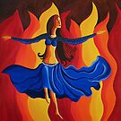 Dance of passion by Samina Islam