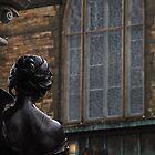 Lady At The Window by Joanne  Bradley