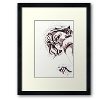 Portrait of a Painter Framed Print
