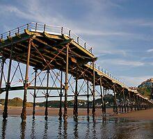 Saltburn Pier by Nathan  Hobday