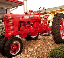 "Farmall ""H"" by Chipper"