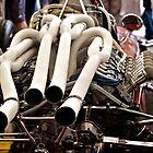 Ferrari F1 car V12 by dunxs