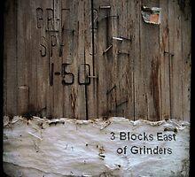 Three Blocks East by Robert Baker