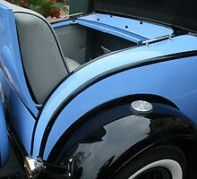 1930 Ford Model A Roadster, ( all original!)  by heatherfriedman