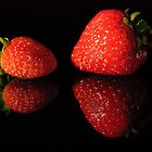 Strawberries by Leroy Laverman
