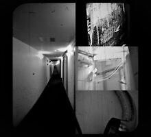 Hotel Room by Isabela M. Lamuño