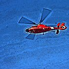 UNITED STATES COAST GUARD HELICOPTER by SMOKEYDOGSOCKS