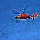 UNITED STATES COAST GUARD HELICOPTER by SMOKEYDOGSOCKS