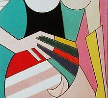 Munich '72 / Vekta Femina by Terry Randall