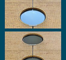 Circular - sky and bricks by Marjolein Katsma