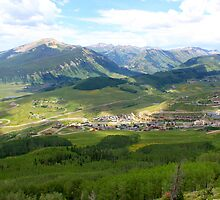 Mt Crested Butte, Colorado by ashley-dawn