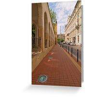 The Great Synagogue, Pest, 17 Greeting Card