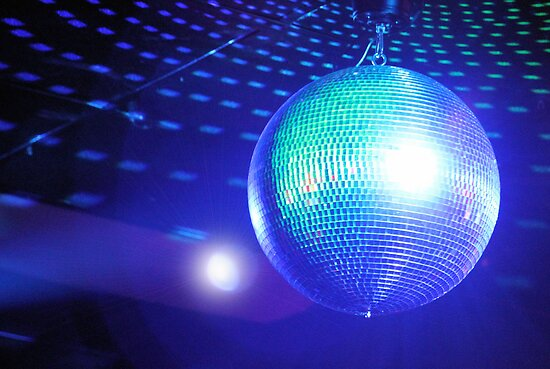 disco ball by bdorlac