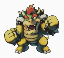 Bowser Rawr by gilbebd04