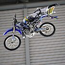 Steve Mini #1 | ShowTime FMX Yamaha Freestyle Team Rider | MotorEx Show Sydney by Gino Iori