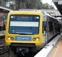 Metro 869M-1635T-870M by Fraser .D. Trembath