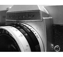 Say Cheese  Photographic Print