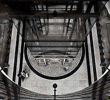 Lift Down by Frank Waechter