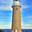 Lighthouse at Cape Du Couedic, by Stephen Mitchell, on Redbubble.com