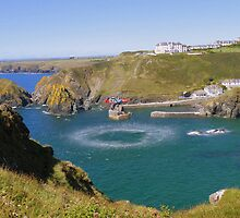 Cornwall: Mullion Cove Rescue 1 by Rob Parsons