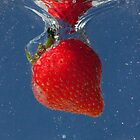 Strawberry Splash by Fortune8