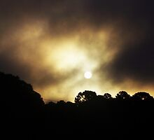 Mystical sunrise by Tgarlick