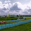Watkins Cloudy Weekend by AlGrover